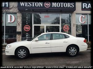 2008 Buick Allure CX* FULLY EQUIPPED* UNBELIEVABLE SHAPE