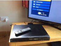 Panasonic Freeview DVD Recorder