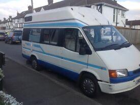 Very nice camper van for its age