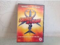 Snakes on a plane DVD .Brand new still wrapped £3.00