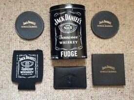 Jack daniels collectible items (brand new)
