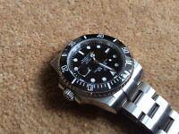 Rolex Submariner with Glidelock Bracelet (consider Offers)