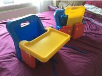 Safety First Booster Seat, works like A high chair £5 each - Wirral