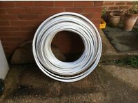 Plastic water piping (100m)