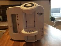 Tommee Tippee perfect prep bottle machine