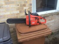 "Mount field 14"" chainsaw"