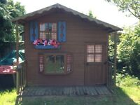 Gorgeous 2 Storey Wooden Playhouse