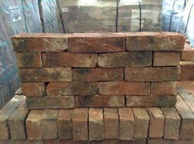 NEW 68MM IMPERIAL HANDMADE RECLAMATION SHIRE BLEND BRICKS.