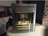 Brand New Electric Fan Heater Fire.