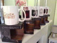 Game of Thrones Mugs Set