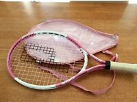 Girls PRINCE racket