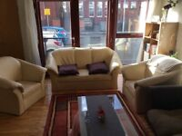 3 sofa's in very good condition