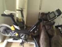 Tour De France pro form exercise bike