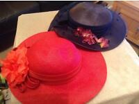 A pair of hats