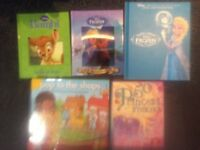 Selection of girls books and toys age 5-9