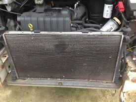 Ford transit mk6 gearbox 2000-