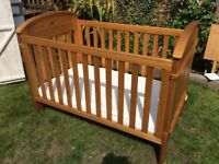 Boori Cot Bed Good Used Condition