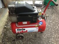 Clarke Air Compressor/Airline Hose/Tyre Inflator