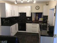 1 double room 1 single. Built in appliances carpets throughout. Non smokers preferd.sorry no DSS