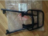 Rack and grab rail for Kawasaki Versys