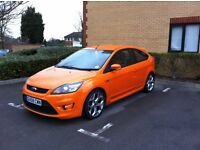 2008 Ford Focus ST in Electric Orange