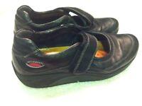 Black gabon Rolling Soft SHOES BY GABON