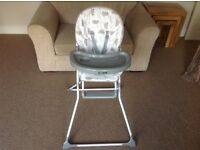 iSafe Highchair Brand New