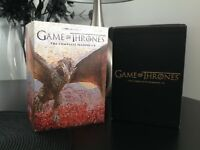 GAME OF THRONES The Complete Seasons 1-6 Box Set