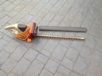 Hedge trimmer good condition