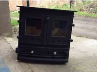 Villager Bayswater Multi Fuel Stove / Log Burner