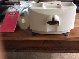 PHD Wax Heater