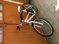 Ladies FS Tracker Bike