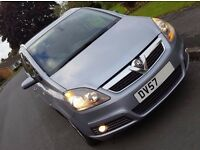 Zafira Design [AC] 140BHP LOW MILEAGE 7 seater 12 Months MOT Full Service History 4 NEW TYRES