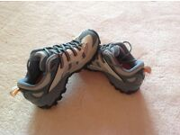 Merrell vibram walking/treckking shoes