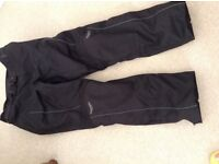 "Triumph motorcycle trousers 38"" waist"