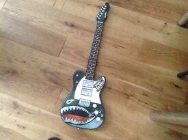 Rock paper jamz guitar