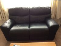 Settee and Armchair.