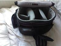 Stealth camera case