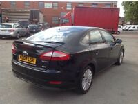 2008 Ford Mondeo Diesel Good Condition With Satnav Blutooth and mot