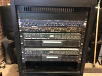 2000 WATT AMP RACK