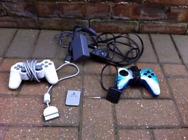 SONY PLAYSTATION PS1 CONSOLE and bundle