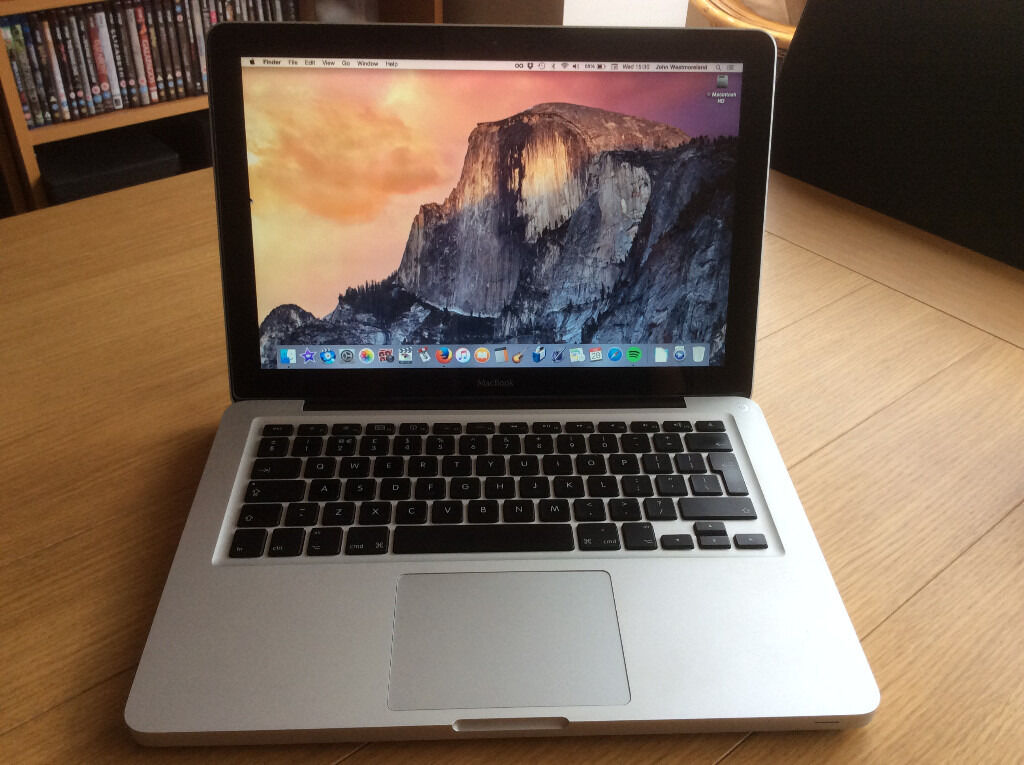 Apple MacBook 13 inch Aluminium Late 2008 2.4GHz Intel Core 2 Duo 4GB Memory 320GB Hard Drivein Burnley, LancashireGumtree - Excellent condition Apple MacBook in working order. See ad title and pics for details