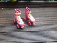 Barbie Roller Boots