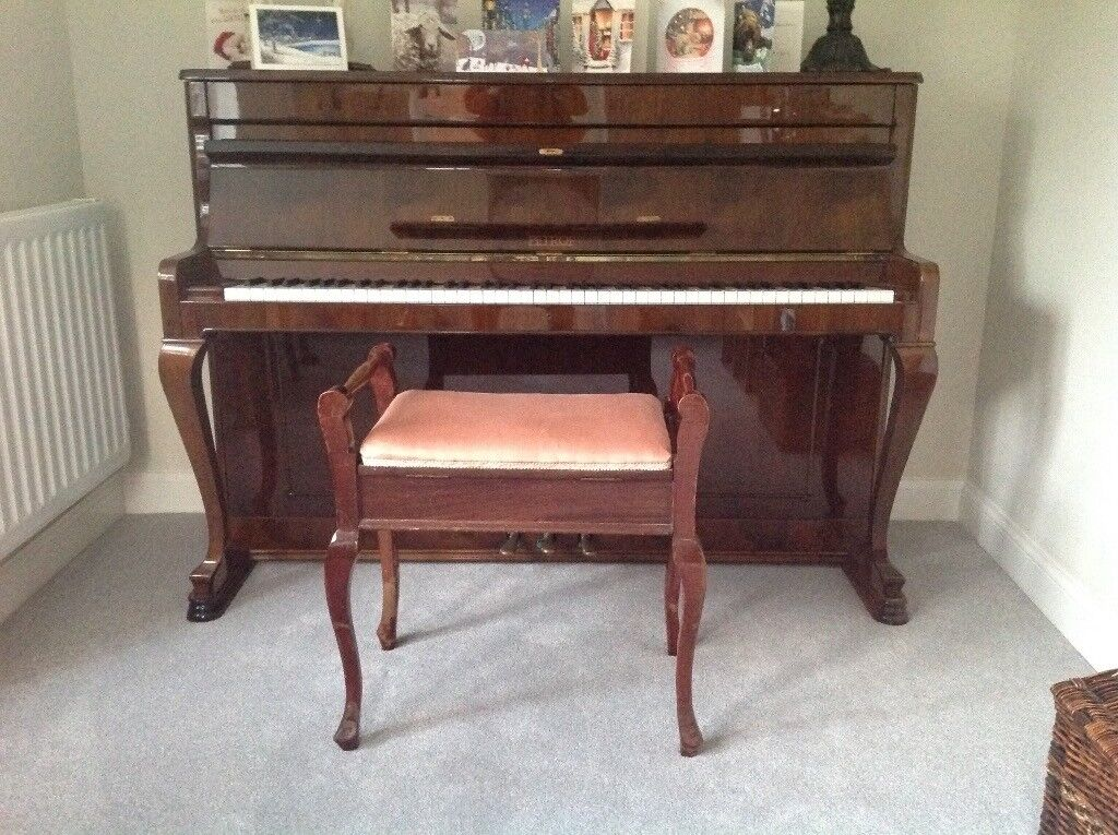 Petrof Upright Piano In Very Good Condition Perfect For Ing Your Home