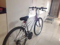 Ladies bike in excellent condition