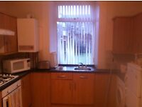 Furnished one bedroom ground floor tenement flat in Dumbarton