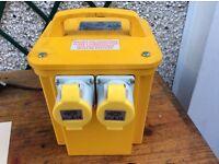 Electrical portable tool transformer Typ FS 1134 16A - 4H/110-130 v 50 - 60 Hz