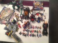 Massive collection of super hero Lego, inc 22 figures