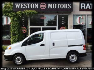 2015 Chevrolet Express CITY EXPRESS*LT*FULLY LOADED*A/C*AMAZING
