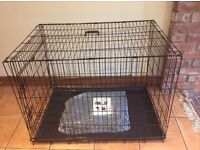 Large dog crate Brand new.